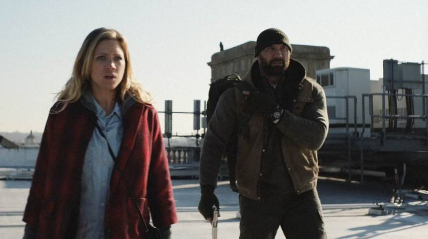 Dave Bautista Throws Down In First BUSHWICK Clip