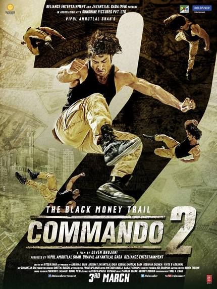 Commando - A One Man Army 2 full movie free download mp4 in hindi