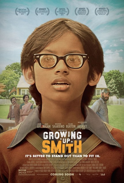 Review: GROWING UP SMITH, A Cross Cultural Comedy with Heart