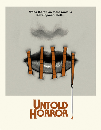 Exclusive: UNTOLD HORROR Launches Documentary Series And a Children's Book by George A. Romero!?!