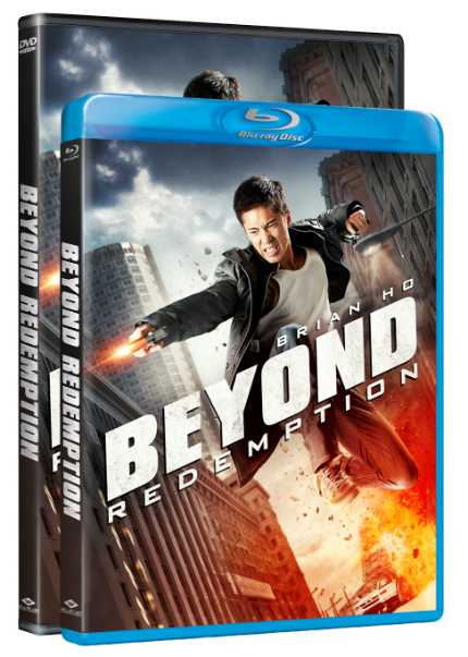 Exclusive Clip: BEYOND REDEMPTION, Crunchy Fighting and Punchy High-Kicking