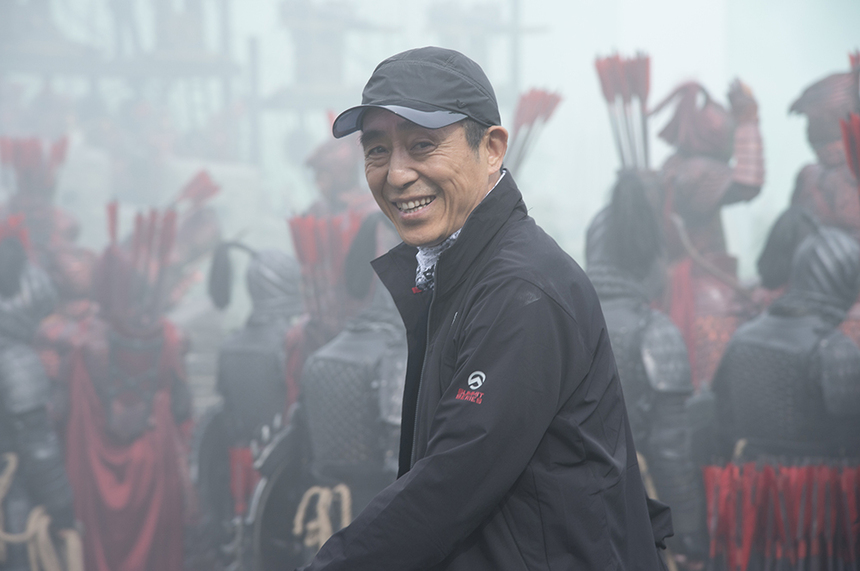 THE GREAT WALL Interview: Zhang Yimou on Its Meaning and Misconceptions