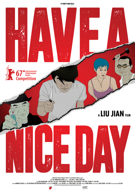 HAVE A NICE DAY: Watch A Clip From The Berlin Selected, Chinese Noir Animation