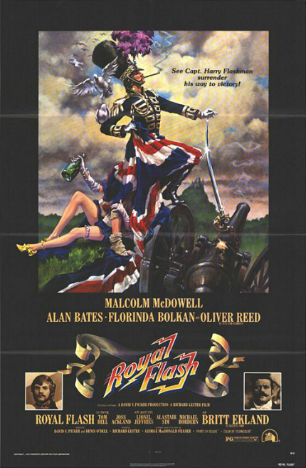 70s Rewind: ROYAL FLASH, Richard Lester's Comic 19th Century Adventure