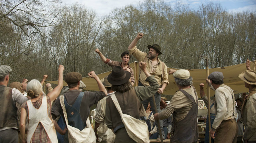 Review: IN DUBIOUS BATTLE Allows James Franco and His Cast to Shine