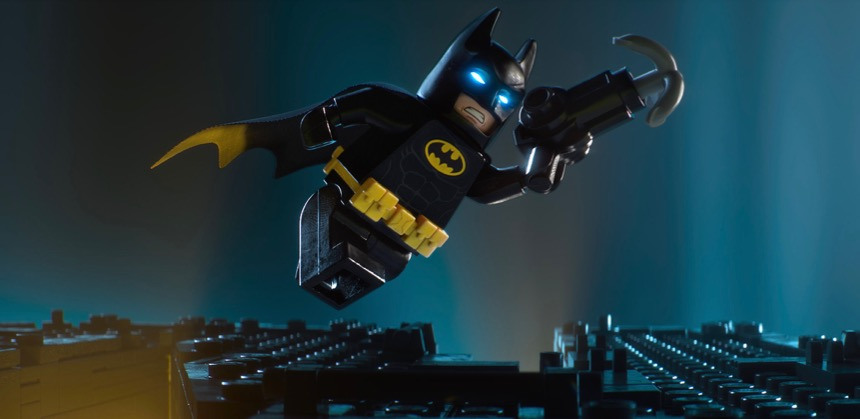 AnarchyVision: THE LEGO BATMAN MOVIE, JOHN WICK: CHAPTER 2 and PATERSON