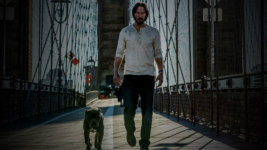 Review: JOHN WICK: CHAPTER 2, There Will Be Blood, Oh, So Much Blood