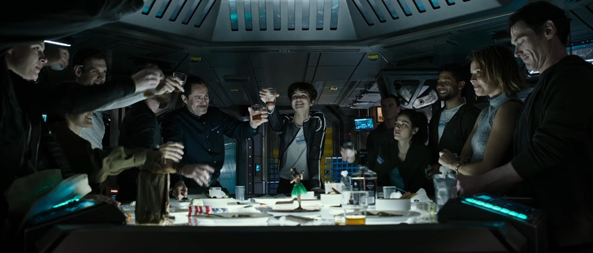 Check This Prologue Clip For ALIEN: COVENANT