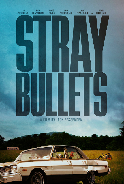 Exclusive: STRAY BULLETS Alternate Posters Give Jack Fessenden's Feature Some Teenage Kicks