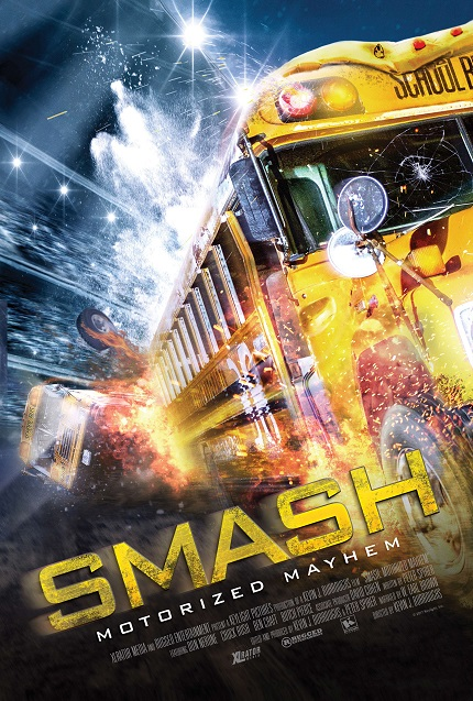 SMASH: MOTORIZED MAYHEM : Watch This Exclusive Clip of Schoolbus Racing in Florida
