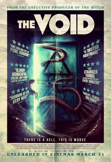 Enter the Nightmarish Vision of THE VOID With Pair Of Trailers