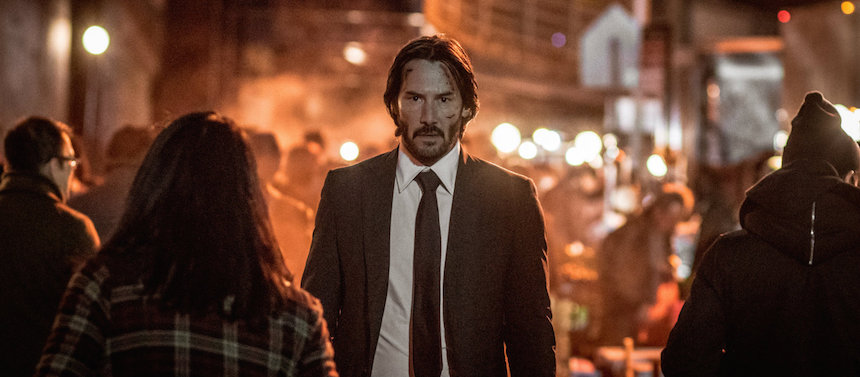 Destroy All Monsters: Is JOHN WICK Neo's Video Game Afterlife?