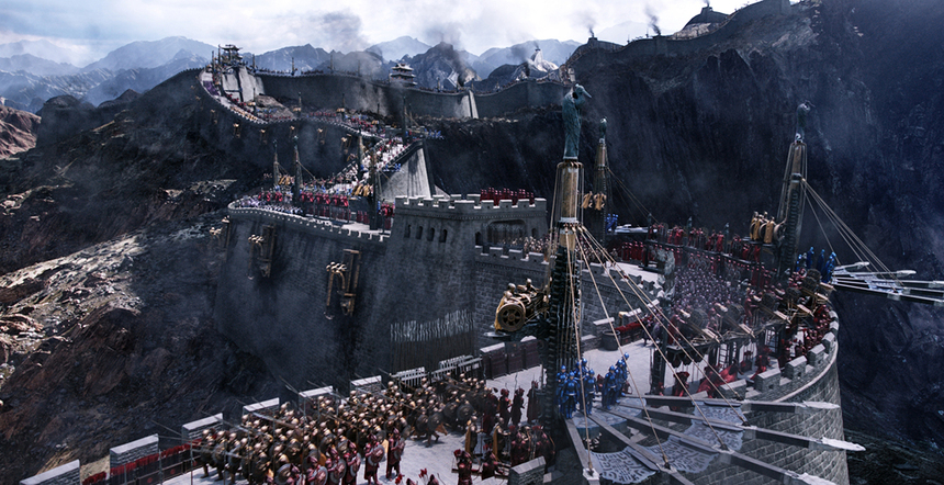 Review: In Zhang Yimou's THE GREAT WALL, Matt Damon Saves the World