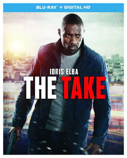 Review: THE TAKE, Terrorism As Background for a Buddy Action Movie