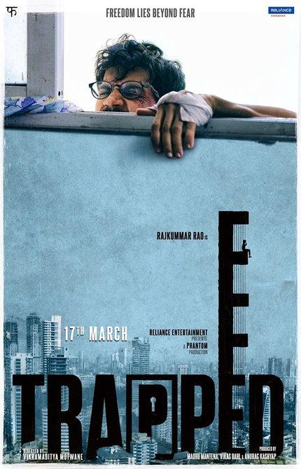 TRAPPED: Watch the Trailer for Vikramaditya Motwane's Urban Isolation Thriller