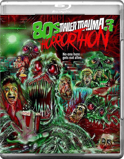 Now on Blu-ray: TRAILER TRAUMA 3: '80s HORRORTHON Is the Ultimate Party Mixtape for Horror Fans