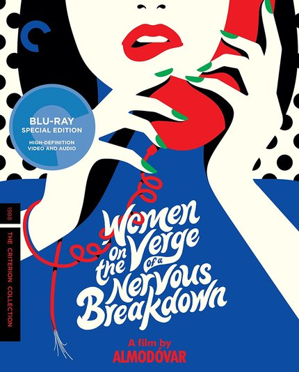 Blu-ray Review: WOMEN ON THE VERGE OF A NERVOUS BREAKDOWN and My Life with Pedro Almodóvar