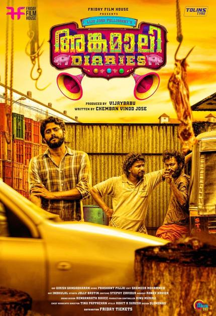 Review: ANGAMALY DIARIES, An Unexpected Assemblage Of Collateral Chaos (In a Good Way)