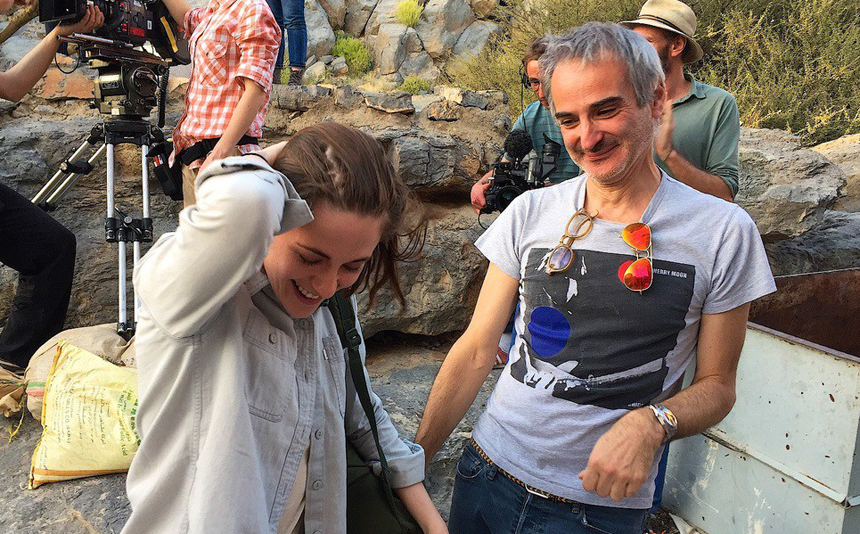 Interview: Olivier Assayas Talks Kristen Stewart and Breaking the Boundaries of Filmmaking in PERSONAL SHOPPER