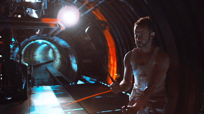 Interview: Dominic Monaghan Talks Syfy's ATOMICA
