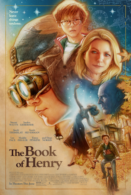 THE BOOK OF HENRY First Trailer: Neighborhood Justice, JURASSIC WORLD-Style