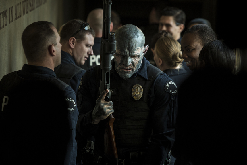 Netflix's BRIGHT Puts Orcs on the Force