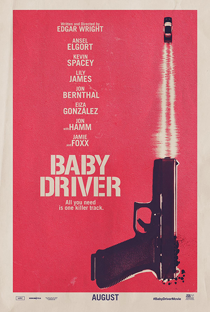 Not One, But Two Trailers For Edgar Wright's BABY DRIVER