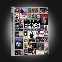 Crowdfund This: Indie Heroes CULT EPICS Prepping Hardcover Guide To Cult Cinema
