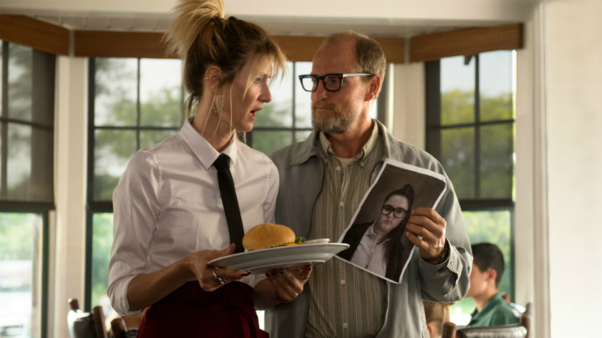 Review: WILSON, Wonderful Hilarity From Painful Darkness