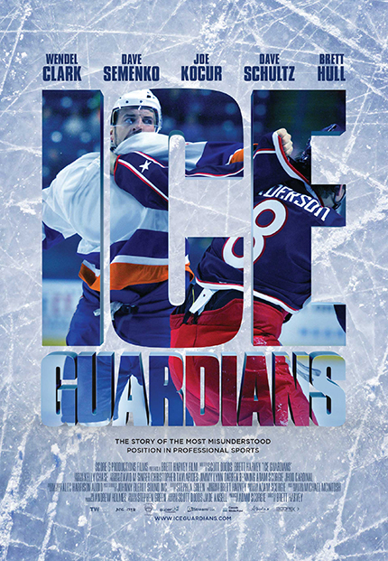 ICE GUARDIANS: Watch Two Clips From The Doc About Hockey Enforcers