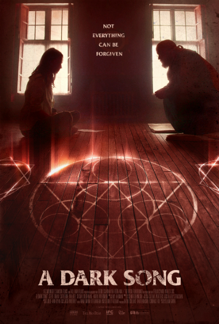 A DARK SONG U.S. Trailer: Bracing, Disturbing, Unnerving