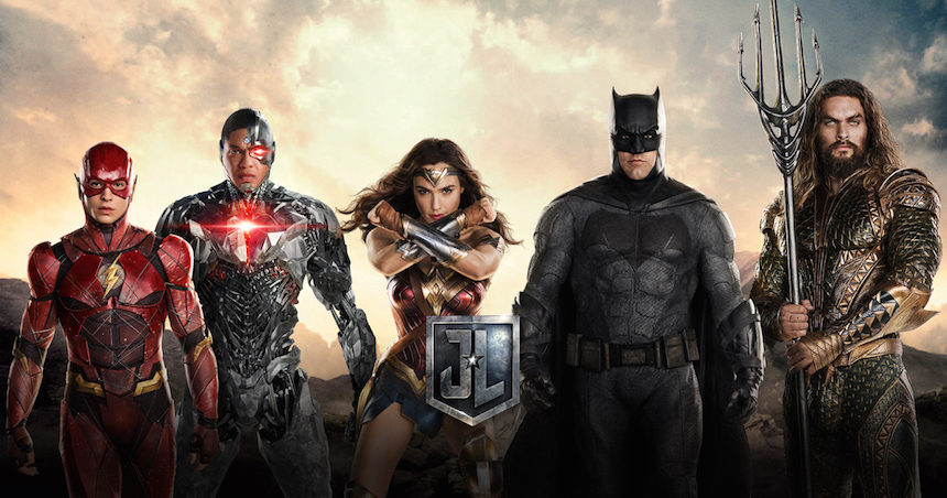 New JUSTICE LEAGUE Trailer Aims For Laughs, Looks Drab