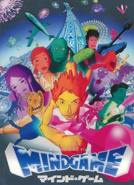 Crowdfund This: Yuasa Masaaki's MIND GAME On Blu-ray