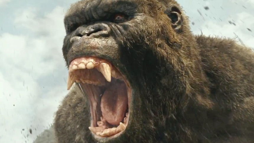 Review: KONG: SKULL ISLAND, A Lifeless Creature Feature