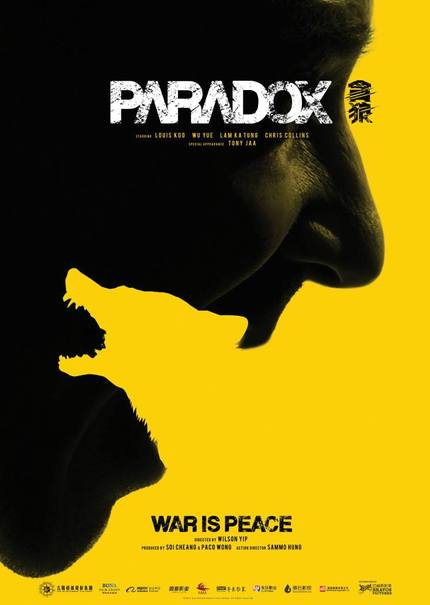 Louis Koo And Tony Jaa Throw Down In Wilson Yip's PARADOX