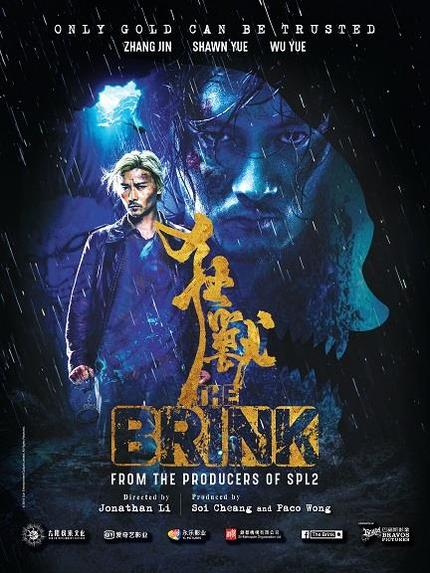 THE BRINK: Filmart Teaser For Soi Cheang Produced Action Thriller Delivers