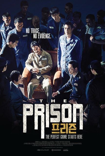 Crime Pays in THE PRISON, Coming Soon From Director Na Hyeon