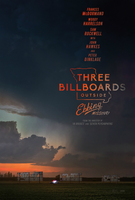 THREE BILLBOARDS OUTSIDE EBBING, MISSOURI Red Band Trailer Is Immediate, Essential Viewing