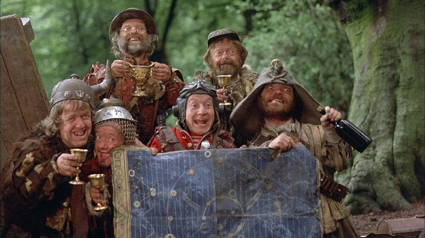10+ Years Later: Is TIME BANDITS Still One for the Ages?