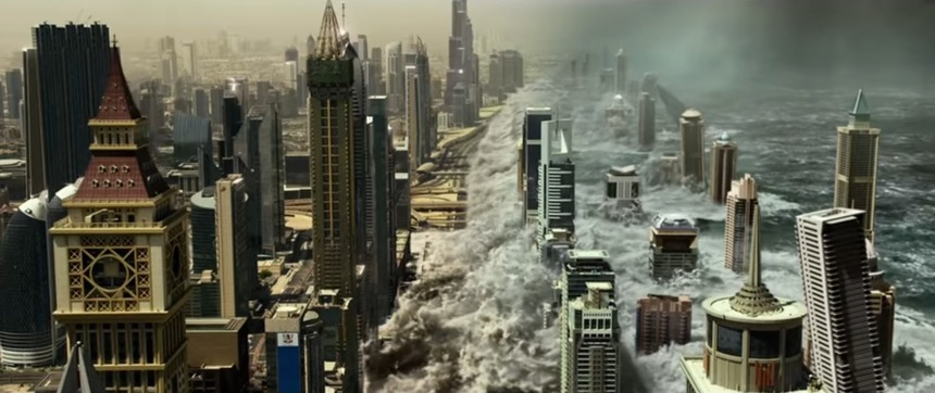 GEOSTORM Trailer Destroys a Wonderful World