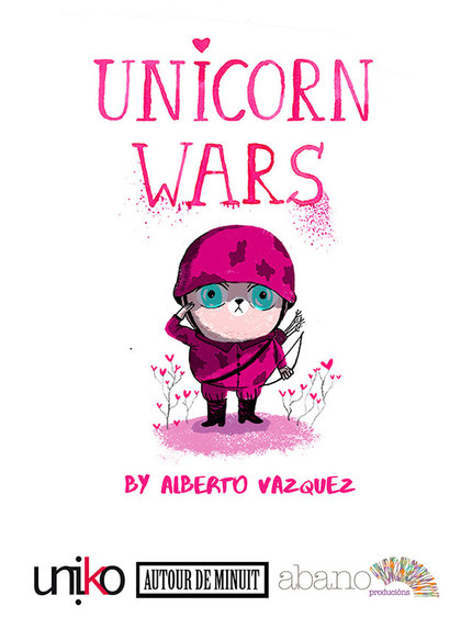 UNICORN WARS Teaser Will Cuddle You To Death