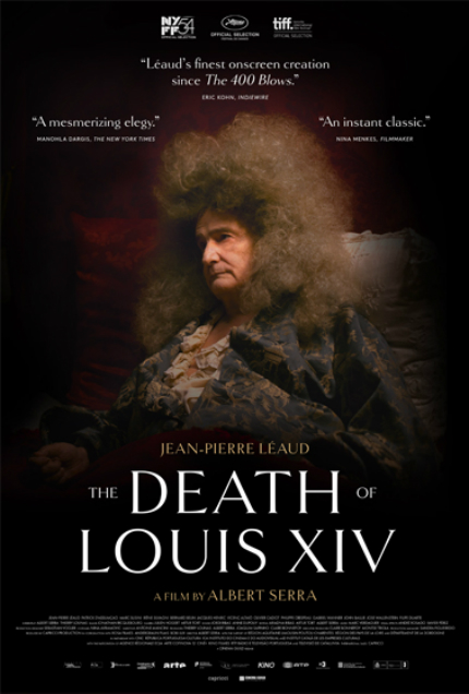 Review: THE DEATH OF LOUIS XIV, Grisly Business, Even for the King of France