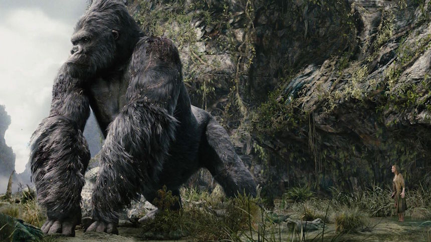 Destroy All Monsters: Peter Jackson's KING KONG Was Kong, Perfected