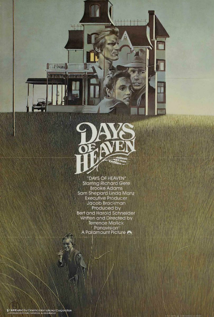 70s Rewind: DAYS OF HEAVEN, Still Astonishing
