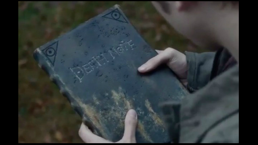 Adam Wingard's DEATH NOTE Gets a Trailer: Watch It Now
