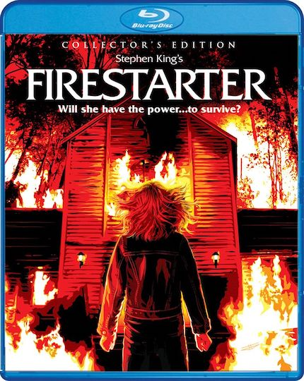 Blu-ray Review: Scream Factory's FIRESTARTER Scorches