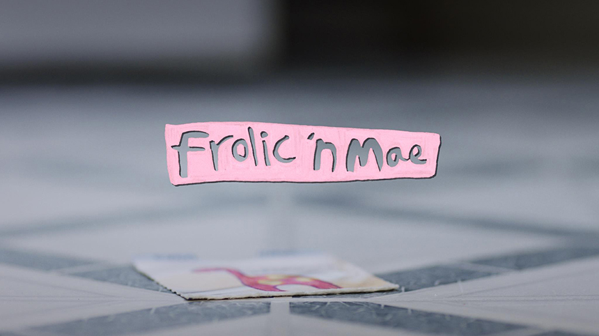FROLIC & MAE: Doodles go Wild in Animated Live Action Short Film