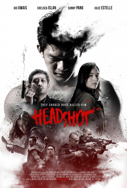 Review: HEADSHOT, Iko Uwais in a World of Fast Action and Brutal Violence