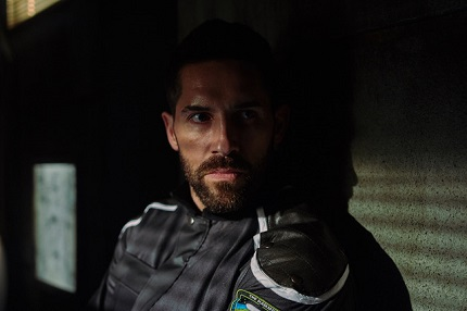 INCOMING: Scott Adkins is Going to Space!
