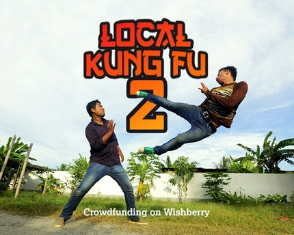 Crowdfund This: Assamese Martial Arts Film LOCAL KUNG FU 2 Needs Your Help!